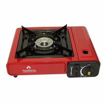 Estufa De Gas Portatil Control Flama