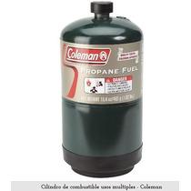 Gas Propano Coleman Cilindro De 465g/16.4 Onz
