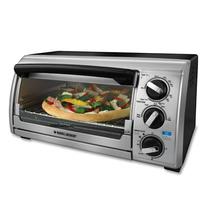 Horno Tostador Pizza Pan Cocina Black & Decker Tro480bs Hm4