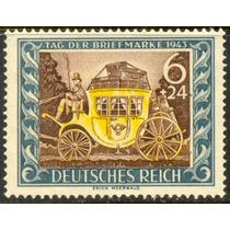 0680 Alemania 2° G M Semi Postal 6+24 Mint L H 1943