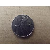 Moneda Italia 1978 Excelente Mn4
