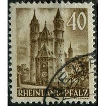 1586 Castillo Rheinland Sin Pf 40 Usado 1948-49