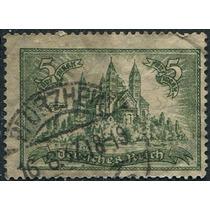 1820 Alemania Scott #350 Castillo 5m Usado L H 1925