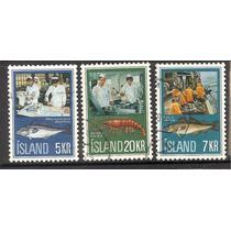 Islandia Industria Pesquera 1974