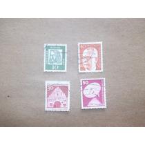 Timbre Postal, Alemania,lote