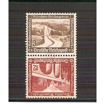 1936 Alemania Tercer Reich Ayuda P/ Invierno Tete Bache Mnh
