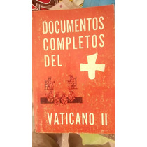 Libro Documentos Completos Vaticano Ii, Físico Y E-book Pdf