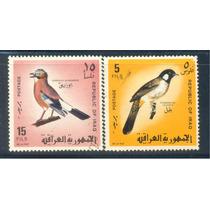Irak Estampillas De Aves Impresas Por De La Rue Colombia