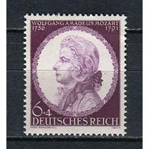 Alemania Nazi 1941 : Recuerdo A Mozart Op4