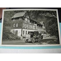 Postal De Alemania 100% Original Con Timbre Antigua