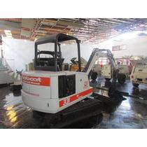 Mini Excavadora Jcb 8015 Trabajando Y Excelente Condicion
