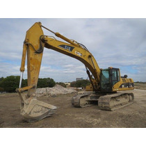 Excavadora Cat 330cl Año 2004