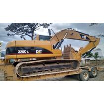 Excavadora 320 Cl Lista Para Trabajar Transitos Al 90%