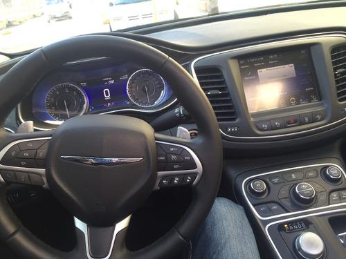 Excelente Chrysler 200 C Advanced V6 El Mas Equipado