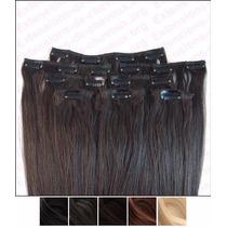 Extensiones De Cabello Remy Pelo 100% Natural Premium Too