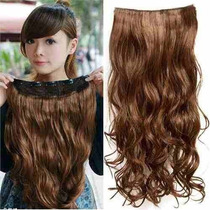 Extenciones 100% Fibra Natural Clip On 24 Pulgadas