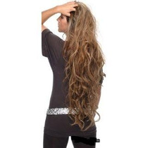 Extensiones De Cabello Natural, Dobles! Clip-on.envio Gratis