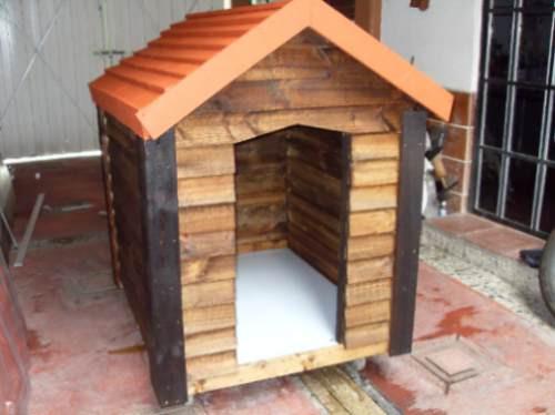 Como construir una casa en madera para perros imagui for Construir casa de perro