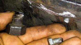 Extraccion Profesional Birlos Tuercas Barridos De Seguridad