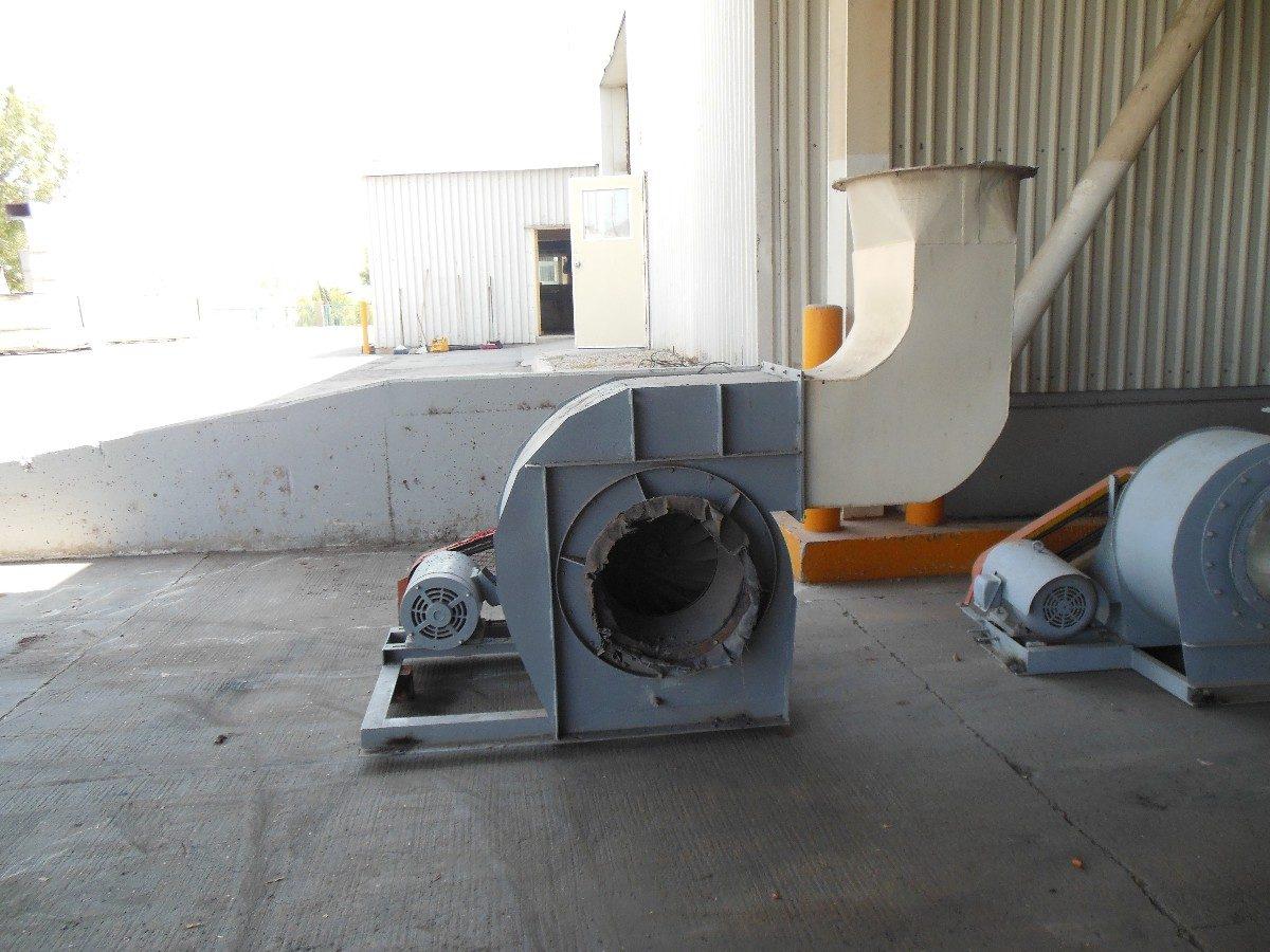 Extractores de aire diferentes capacidades de 3 a 20 hp - Extractores de aire ...