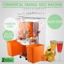 Nuevo Exprimidor De Naranjas Automatico Industrial Comercial