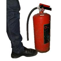 Extintor Alarma Seguridad Fuego Anti Flama Cigarro Extractor