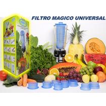 Filtro Mágico Universal Extractor De Jugos Para Licuadora