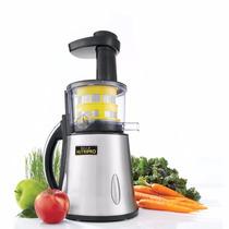 Extractor De Jugos Bella 13695 Nutripro Cold Press Juicer