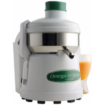 Extractor De Jugo Omega 4000 Stainless-steel 1/3-hp