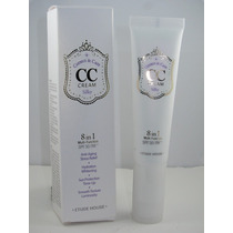 Etude House Cc Cream Correct & Care Silky Cosmética Coreana