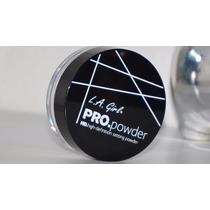 Polvo Fijador L.a. Girl Hd Pro Powder