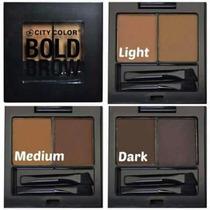 Maquillaje Para Cejas En Polvo City Color