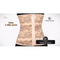 Faja Modeladora Cintura Ninel Conde Cv Directo Original