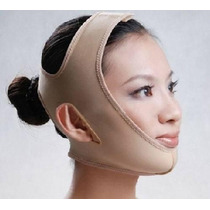 Mentonera Faja Reductora Anti Arruga Papada Cachete Mejilla