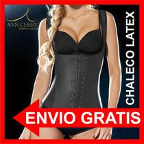 Faja Chaleco Colombiana Ann Chery Clasica Latex Envio Gratis