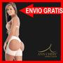 Faja Colombiana Ann Chery Latex Shor Amalia Levanta Gluteos