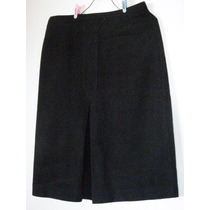 Falda Negra Para Dama