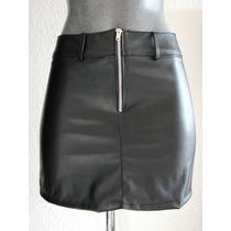 Minifalda Gotica Eretica Ropa Dark Metal Steampunk Vinipiel