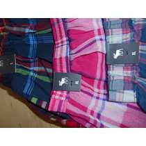 Minifalda Abercrombie Original Importada Talla L Y Xl