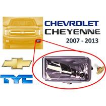 07-13 Chevrolet Cheyenne Faro Niebla Sin Foco Izquierdo Tyc