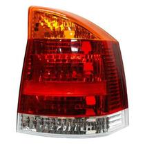 Calavera Chevrolet Vectra 2003-2004 Rojo/bco/ambar + Regalo