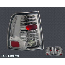 Calaveras Cromadas Led Ford Expedition 03 04 05 06 Altezza