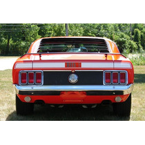 Micas Traseras Para Mustang 1970 Calaveras
