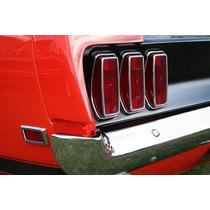 Micas Traseras Mustang 1969 Calaveras