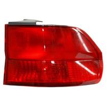 Calavera Honda Odyssey 1999-2000-2001 Roja Exterior