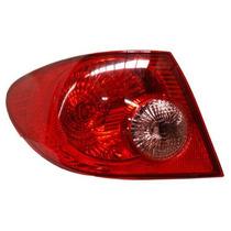 Calavera Exterior Corolla 2005-2008