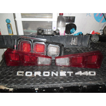 Coronet Dodge 1968 Calaveras Excelente Estado Mopar