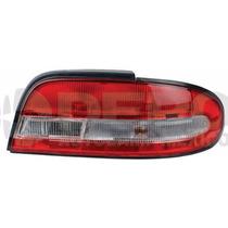 Calavera Nissan Altima 1995 1996 1997 Derecha Blanco/rojo
