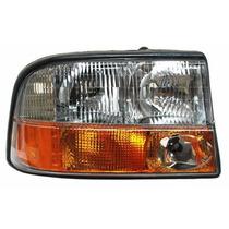 Faro Chevrolet S10 1998-1999-2000-2001-2002-2003-2004 6