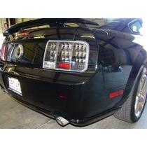 Calaveras Mustang 05-09 C/leds Preciox Par